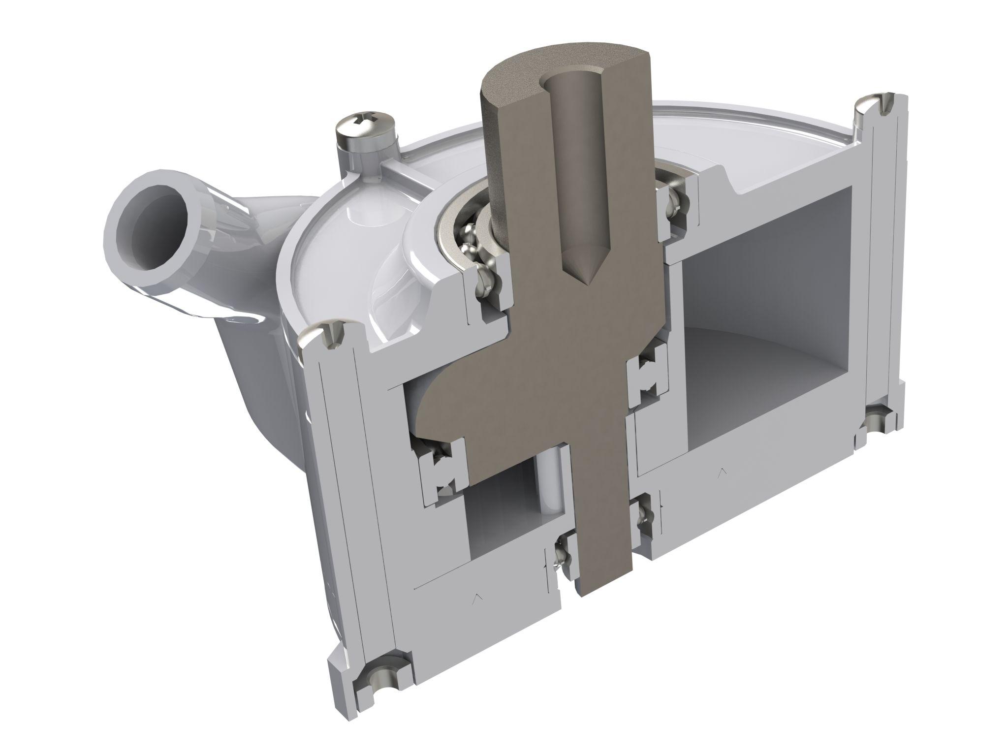 Pompe d'eau Airbus
